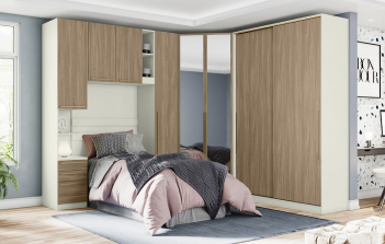 Modulated bedrooms