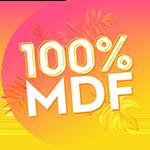 100% MDF