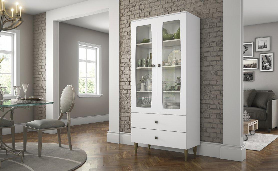 5d6364e2e Cozinhas moduladas - Linha Liz - Liz 01 - Móveis Henn