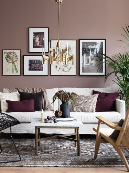 burgundy and black living room 8 tend 234 ncias de cores para decora 231 227 o em 2018 20394