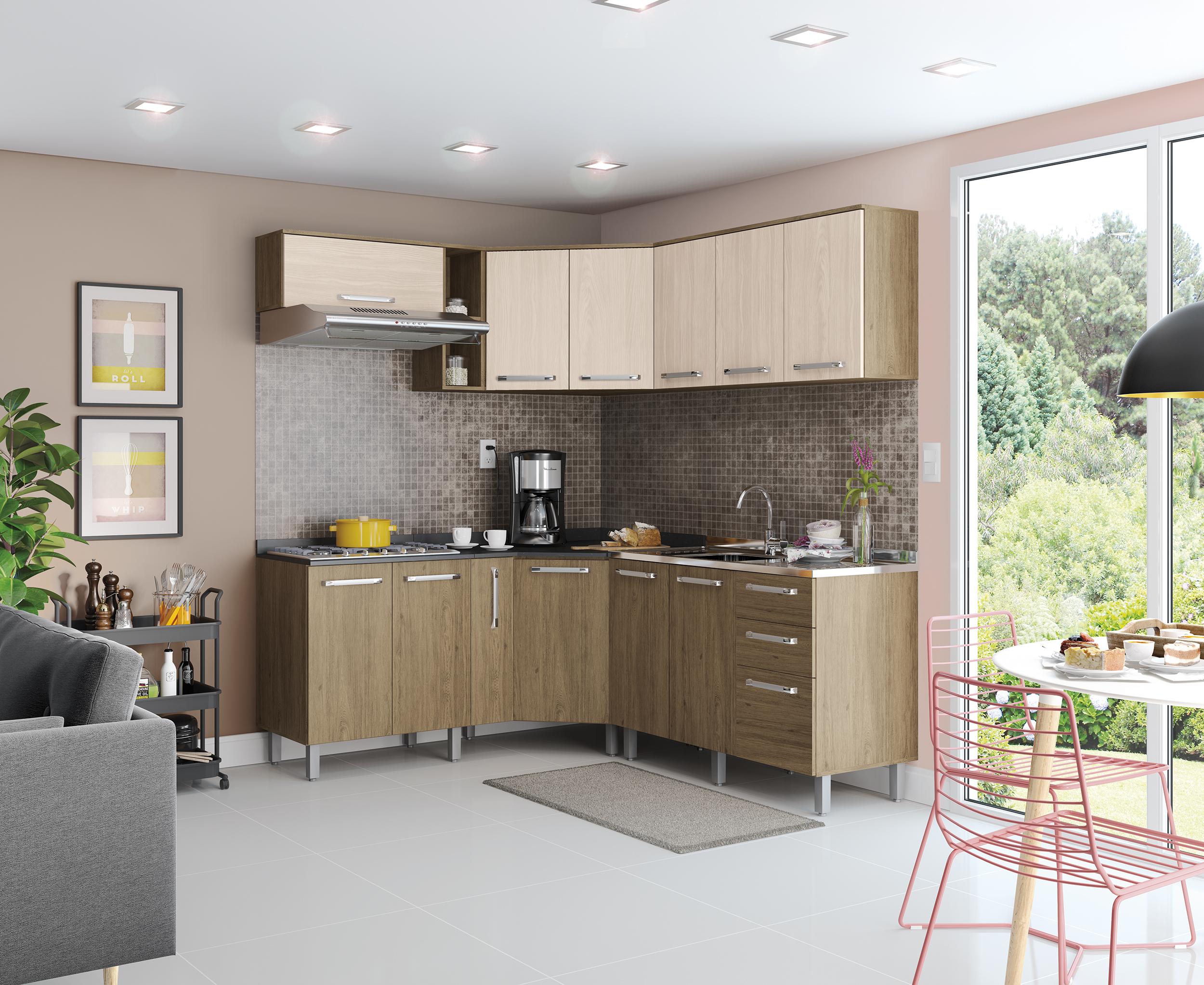 5 Dicas Imperd Veis De Como Montar Uma Cozinha Pequena