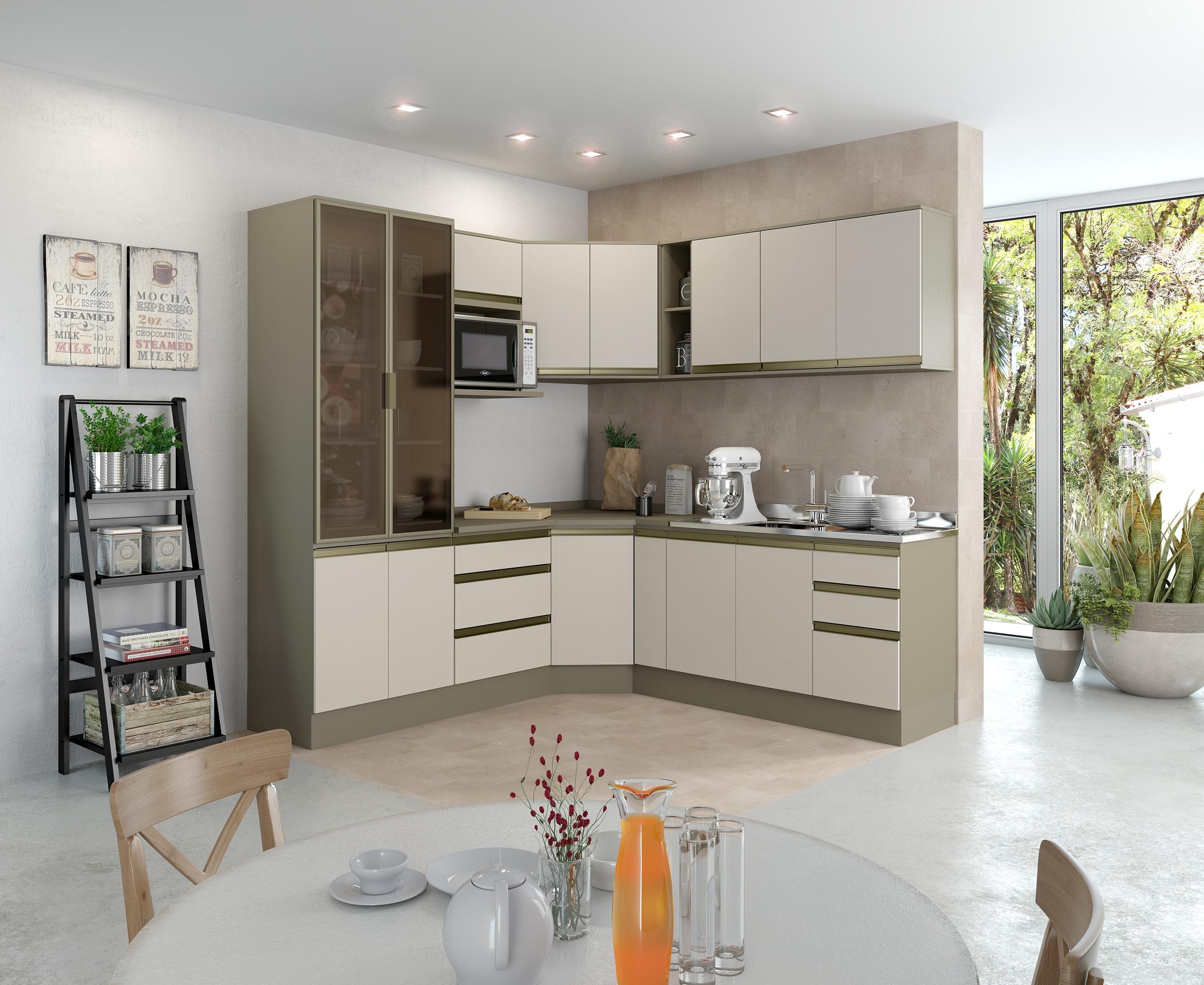 Linha Connect Conhe A Os Novos Detalhes Perfeitos Para A Sua Cozinha