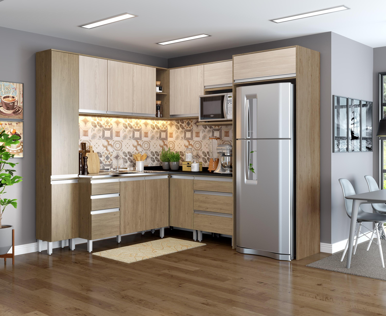 Cozinha Modulada - Linha Integra