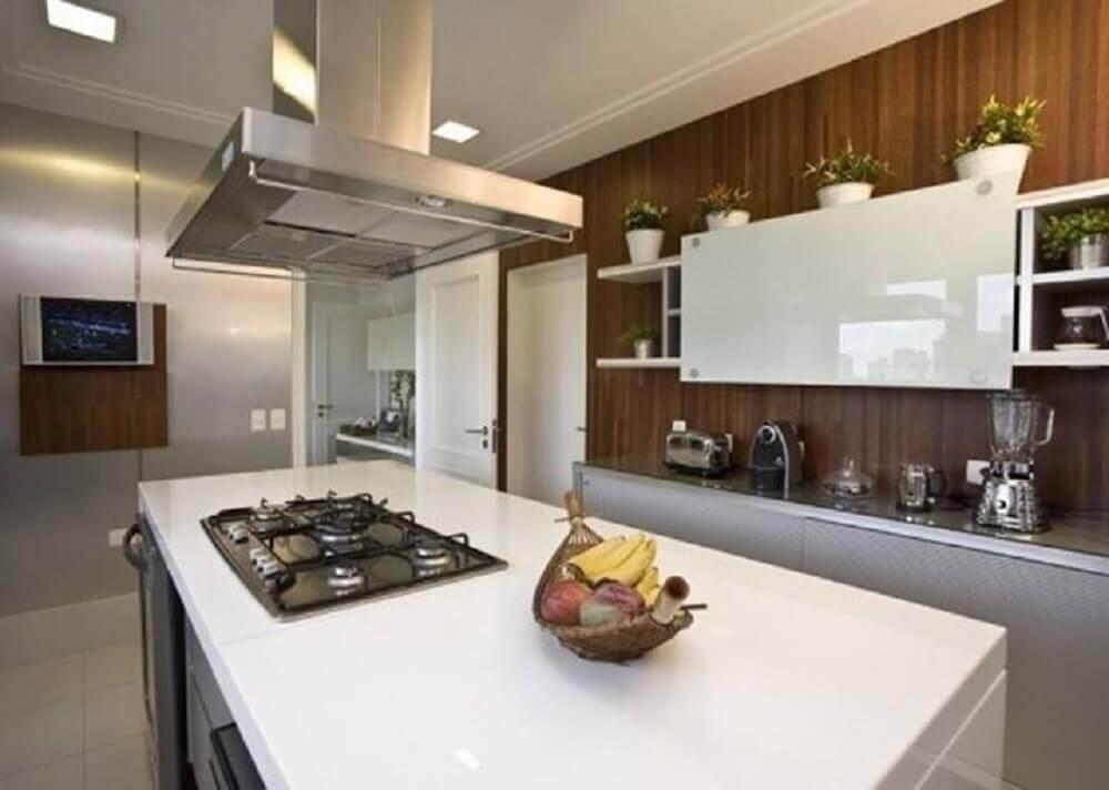 nanoglass para cozinha