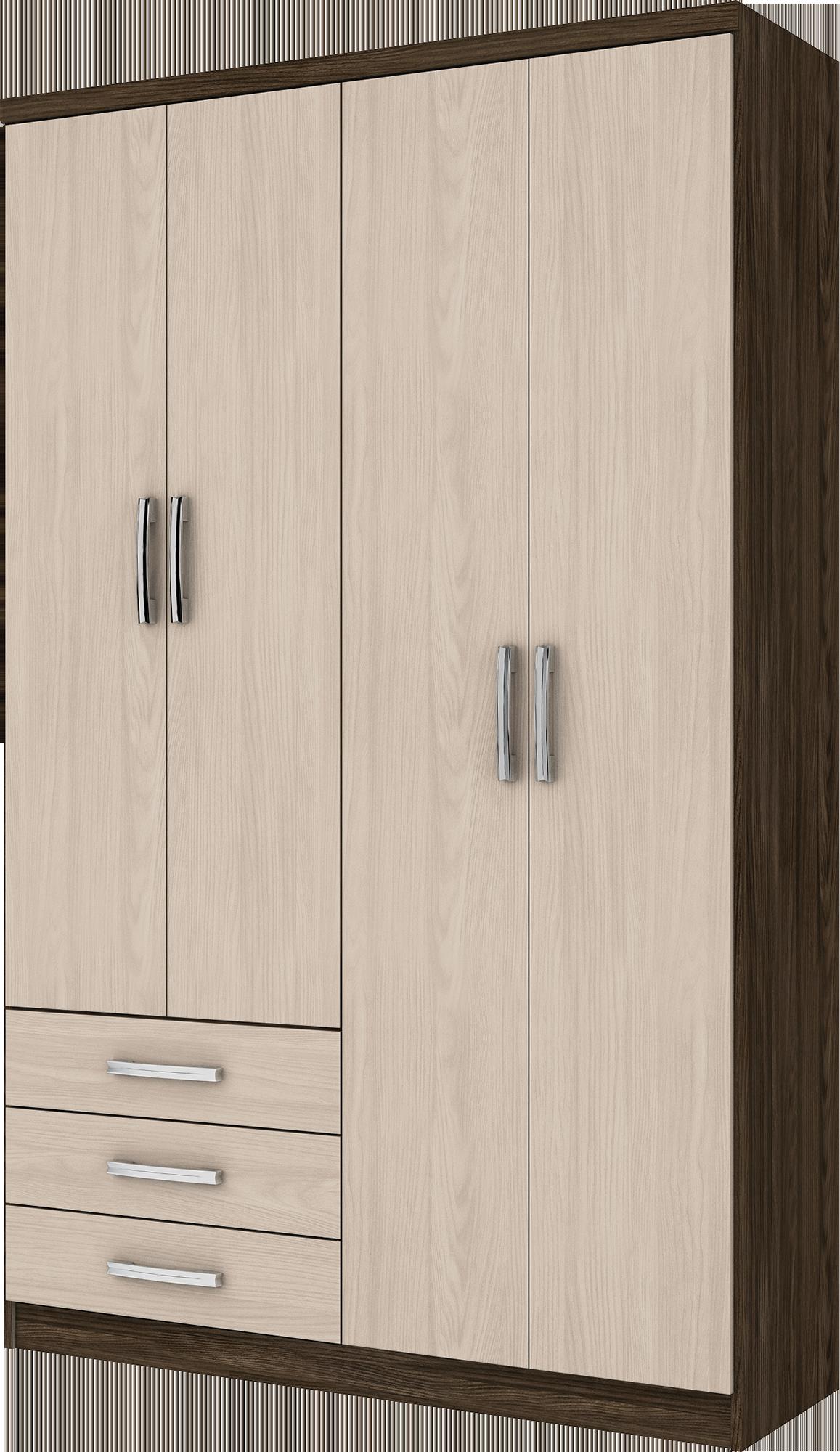 Como Escolher O Melhor Roupeiro Para O Seu Quarto ~ Tamanho Ideal Quarto Casal Closet