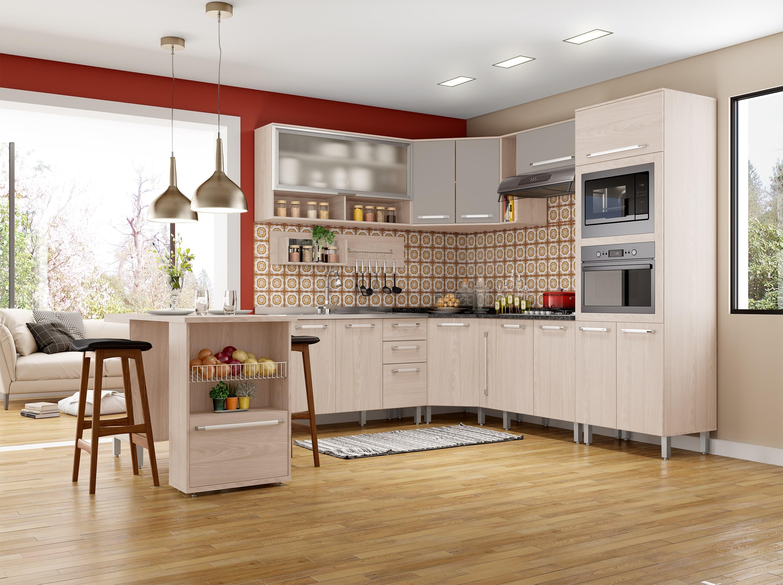 Como Montar Cozinha Americana Modulada Com Estilo E Bom Gosto